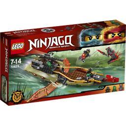 Ninjago - La Poursuite en Vol