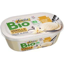 Adélie Crème glacée vanille de Madagascar BIO le bac de 900 ml