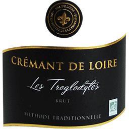 Crémant de Loire Les Troglodytes brut BIO