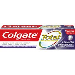 Colgate Total - Dentifrice Advanced Soin Gencives