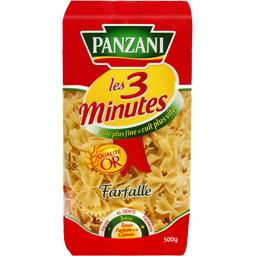 Panzani Les 3 Minutes - Farfalle