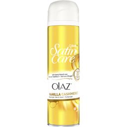 Satin Care - Gel à raser Olaz Vanilla Cashmere pour femme