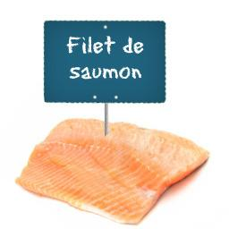 Filet de SAUMON