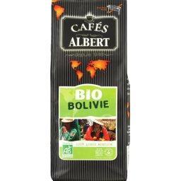 Café moulu BIO de Bolivie