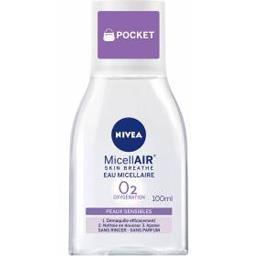Eau micellaire peaux sensibles MicellAir