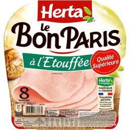 Le Bon Paris - Jambon à l'étouffée
