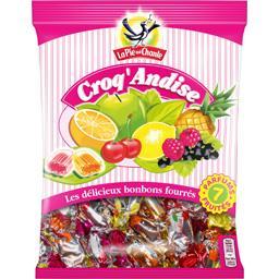 Bonbons Croq'Andise