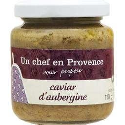 Un Chef en Provence Caviar d'aubergine le pot de 110 g