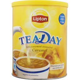 Préparation pour thé Tea Day aromatisé caramel