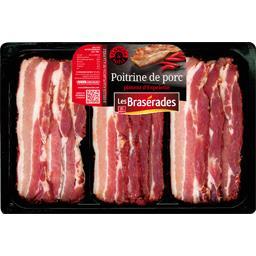 Poitrine de porc au piment d'Espelette