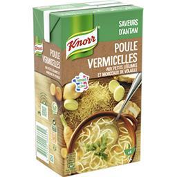 Knorr Knorr Secrets de Grand-Mère - Soupe poule vermicelles