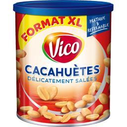 Cacahuètes délicatement salées
