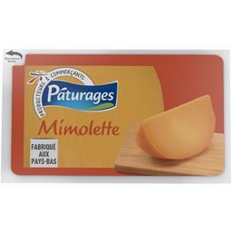 Pâturages Mimolette le fromage de 250 g