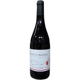 Côtes du Rhône Sélection, vin rouge