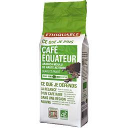 Café moulu Equateur BIO