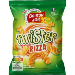 Twister goût pizza