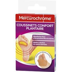 Coussinets confort plantaire