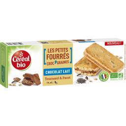 Biscuits Les Petits Fourrés croc graines chocolat la...