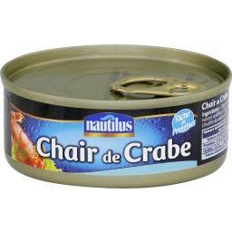 Chair de crabe
