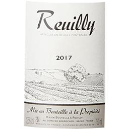 Reuilly Domaine Desroches vin Blanc sec 2017
