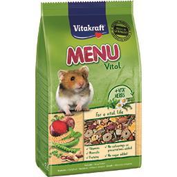 Menu Vital pour hamsters