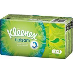 Balsam - Mouchoirs avec baume protecteur