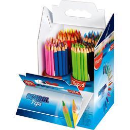 Crayon de couleur School Peps