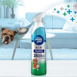 Febreze contre les odeurs d'animaux spray désodorisa...