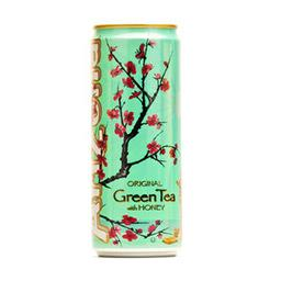 Boisson Green Tea miel