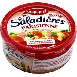 Les Saladières - Salade Parisienne