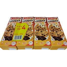Cookies Nougat'Choc'
