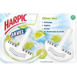 Bloc WC javel citron vert