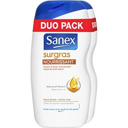 Sanex Crème de douche nourrissant surgras
