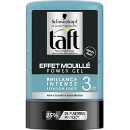 Taft - Gel Effet Mouillé fixation forte 3