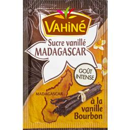 Sucre vanillé Madagascar