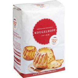 Préparation pour pâte à Kougelhopf