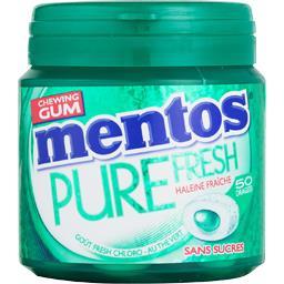Mentos Pure Fresh - Chewing-gum Fresh Chloro sans sucres