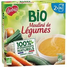 BIO - Mouliné de légumes BIO