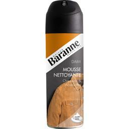 Baranne Mousse nettoyante daim la bombe de 200 ml