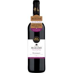Pécharmant Cuvée Galante, vin rouge