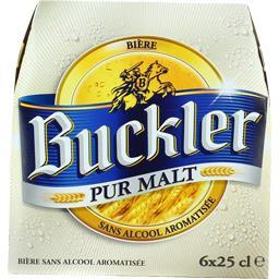 Bière pur malt sans alcool aromatisée