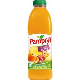 Nectar multi-fruits à base de jus concentré, 10 fruits, 10 vitamines