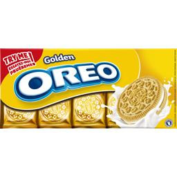 Oreo Biscuits Golden fourrés vanille le paquet de 220 g