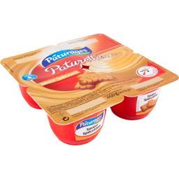 Paturette - Crème dessert saveur Spéculoos