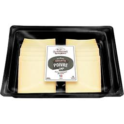 Plateau raclette Poivre - 450 g Plateau raclette Poivre - 450 g