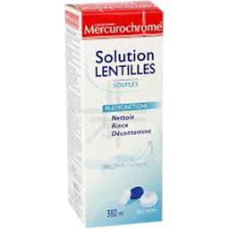 Solution lentilles souples