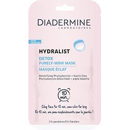 Masque éclat Detox Hydralist