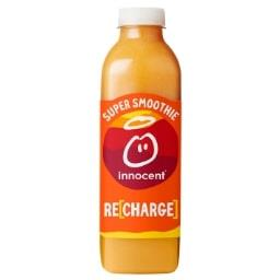 Super Smoothie mandarine carotte gingembre graines d...