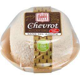 Le Chevrot au lait cru sans sel ajouté