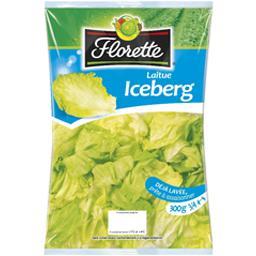 Laitue iceberg, prêt à consommer